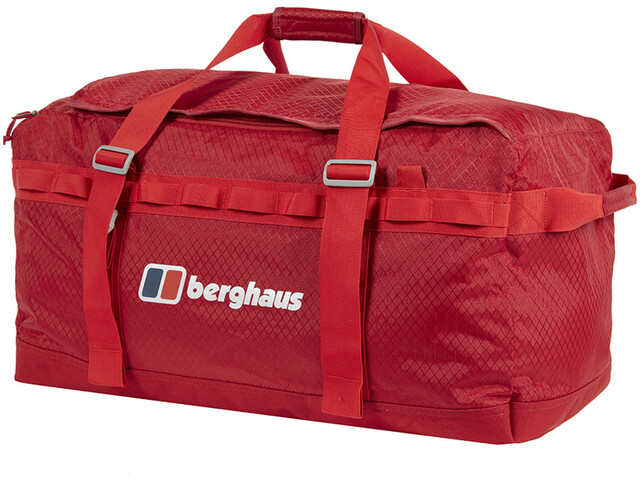 Berghaus Expedition Mule 100 Equipaje, red dahlia/haute red